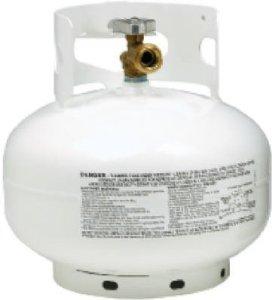 11 lb propane tank