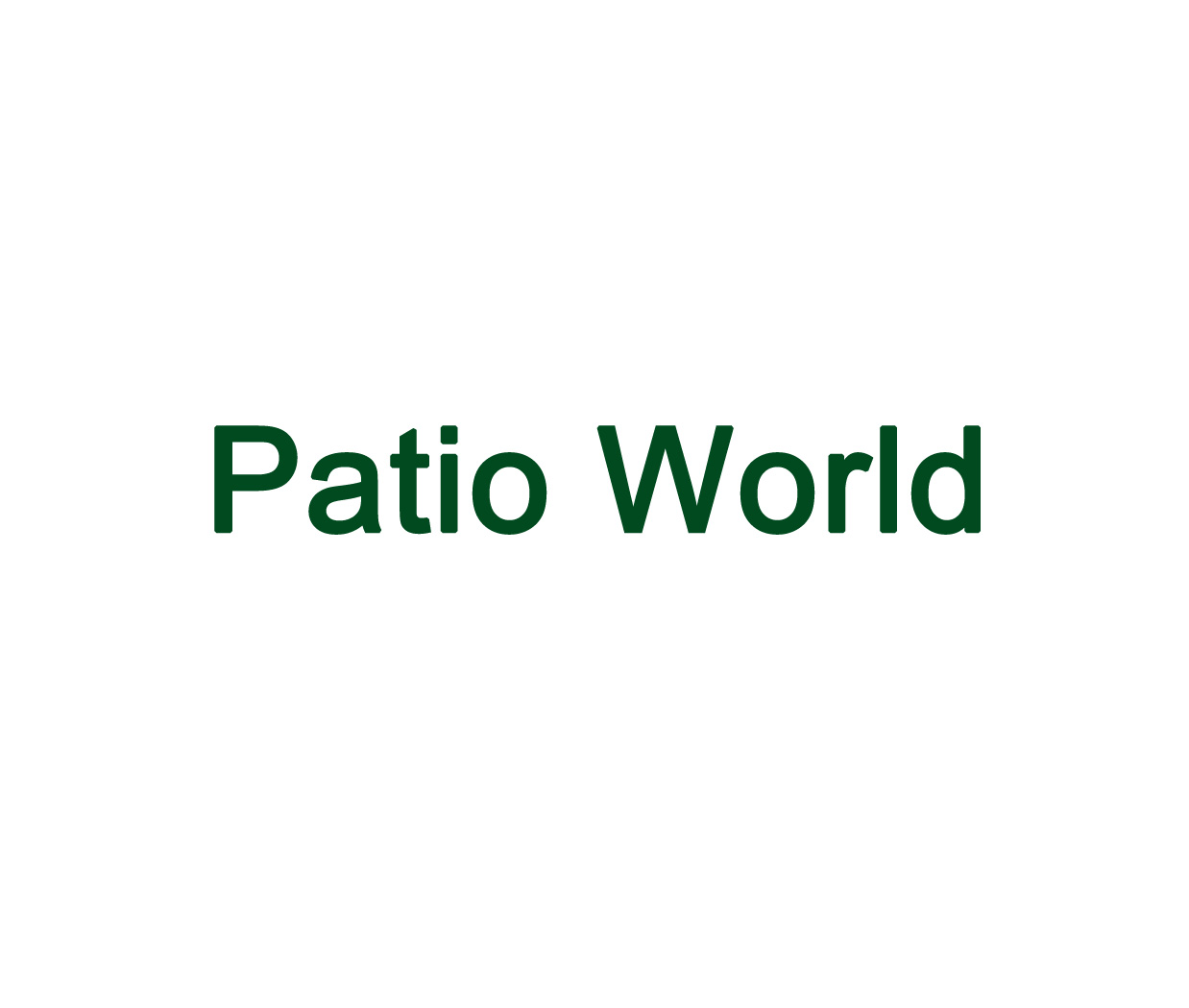 Patio World