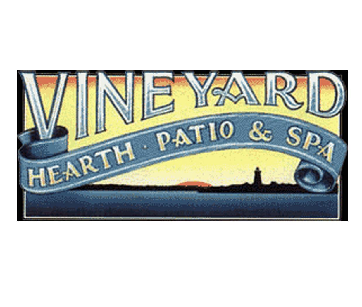 Vineyard Hearth Patio and Spa